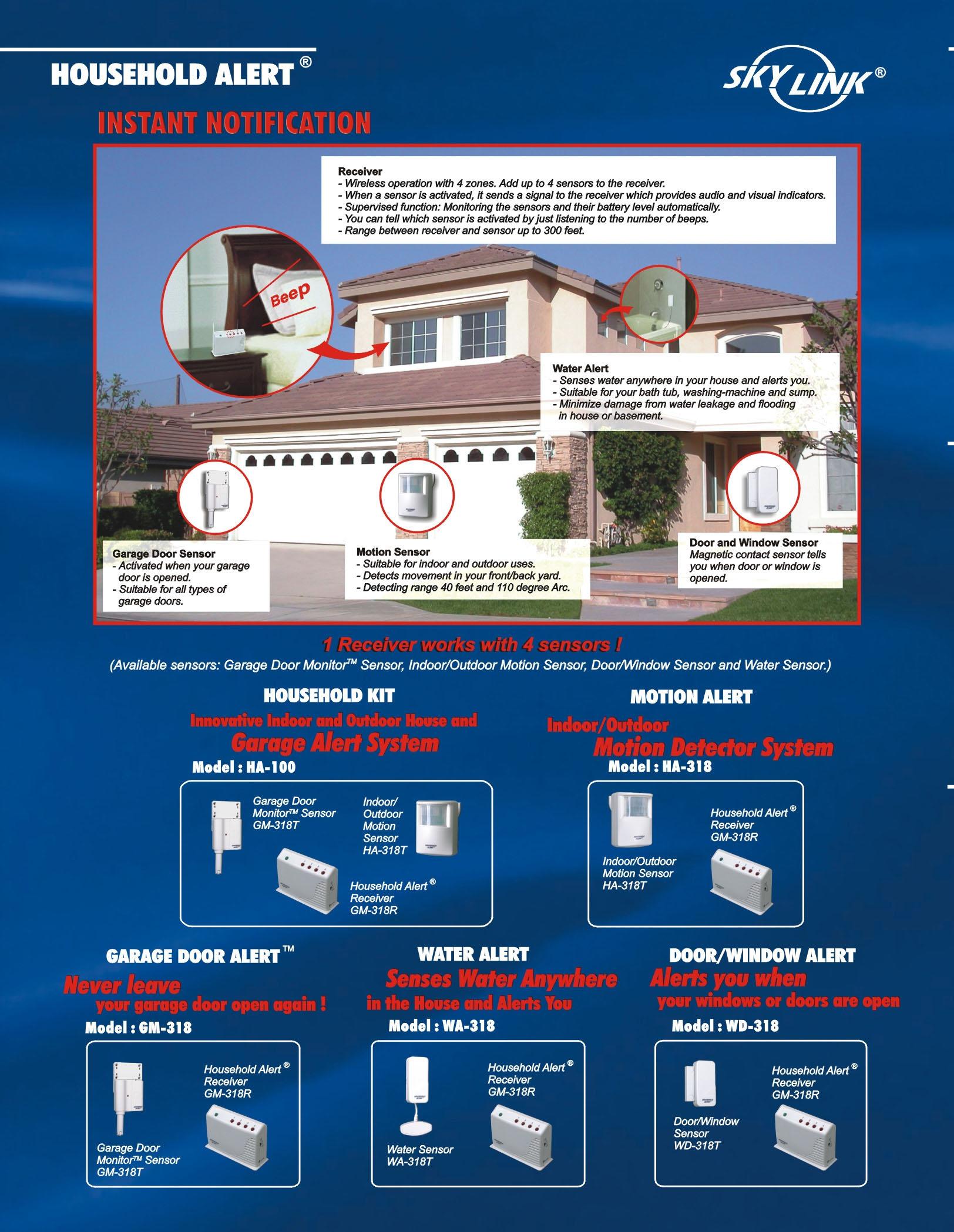Promotional Materials Skylinkhomecom Overhead Door Wiring Diagram Gm 3 1 Page 2 4 5 6 Garage Opener